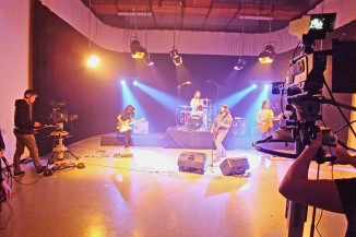 filming band